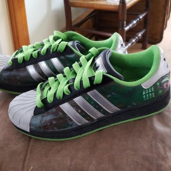 Camarada Docenas altura  adidas Shoes | Adidas Mountain Dew Limited Edition Shoes | Poshmark